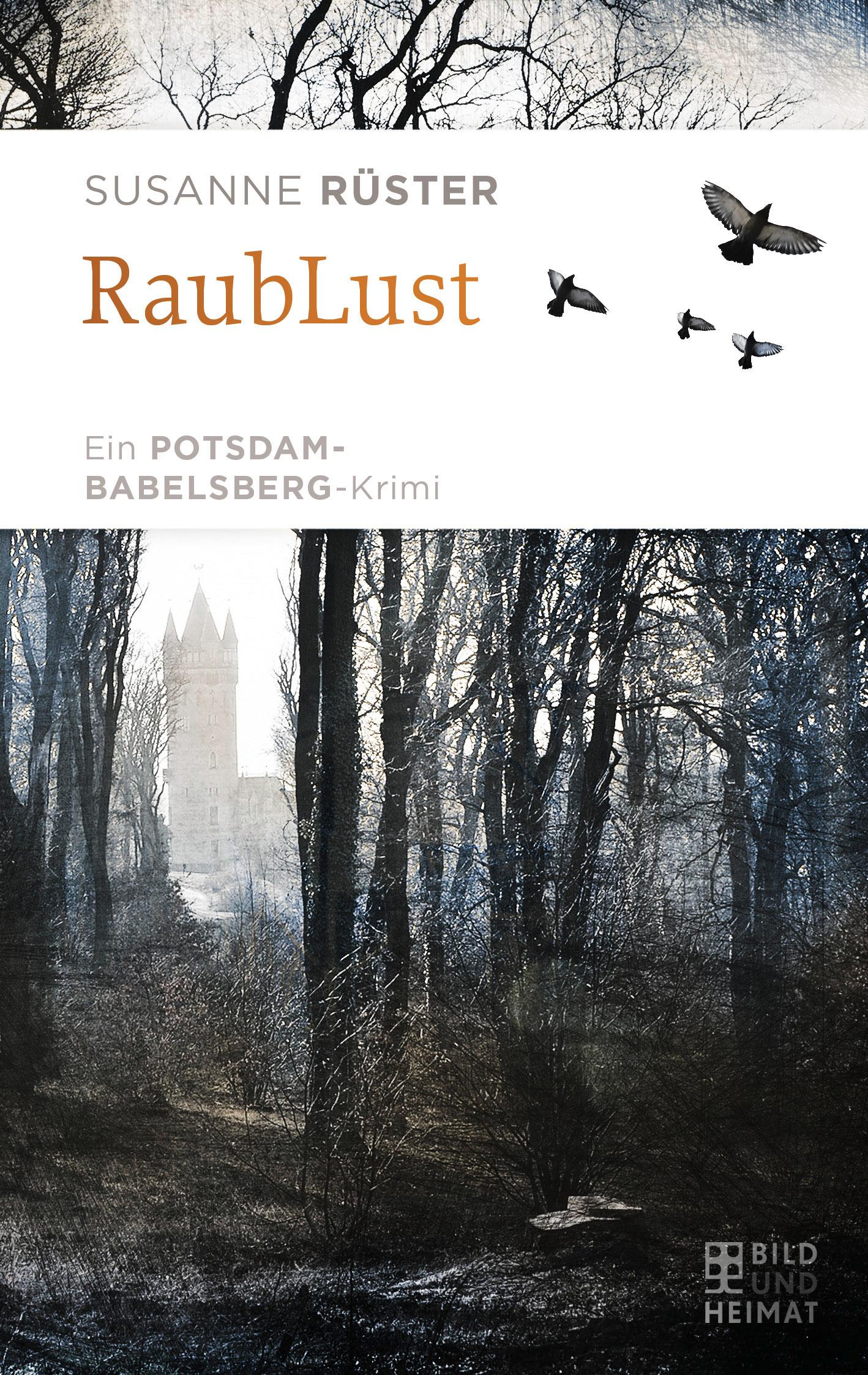 RaubLust - ein Potsdam-Krimi